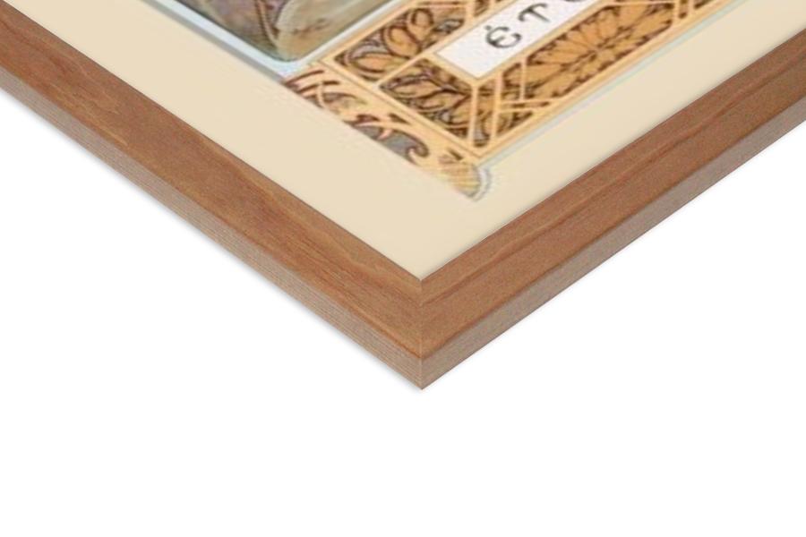 Alfons Mucha – four seasons Poster