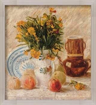 Vincent van Gogh - Still Life Poster encadré avec lamination