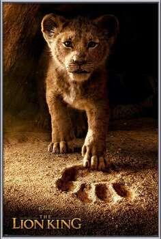 Poster encadré The Lion King - Future King