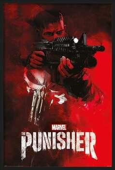 Poster encadré The Punisher - Aim