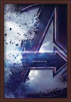 Poster encadré Avengers: Endgame - Teaser