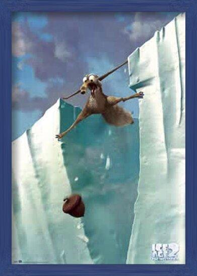 Ice Age 2 - meltdown Poster