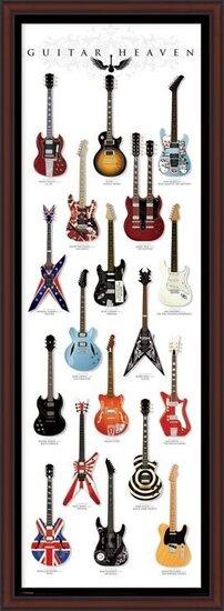 Guitar heaven Poster