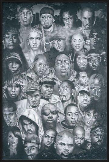 Hip Hop Poster