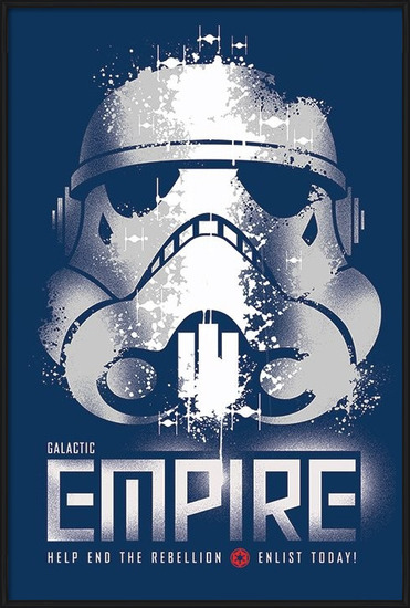 Star Wars Rebels - Enlist Poster
