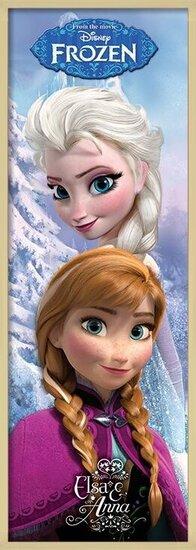 La Reine des neiges - Anna & Elsa Poster