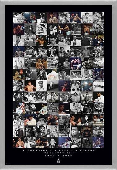 Muhammad Ali - Montage Poster