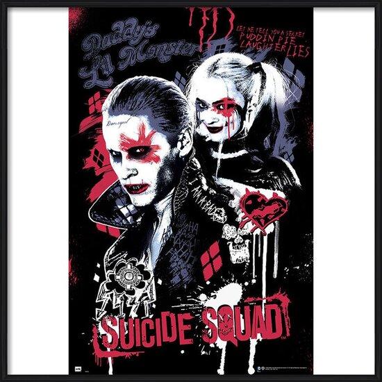 Suicide Squad - Suicide Squad - Joker & Harley Quinn Poster