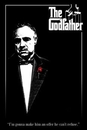 THE GODFATHER - rosa roja